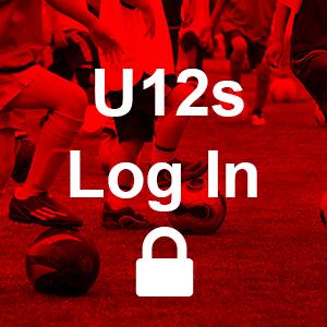 Under 12 Log in