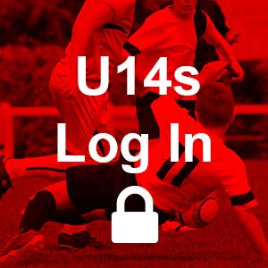 Under 14 Log in