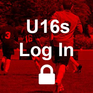 Under 16 Log in
