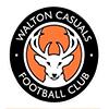 Walton Casuals Juniors FC Logo