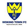 Woking Town FC Logo