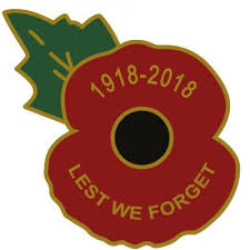 Remembrance Sunday – Tomorrow